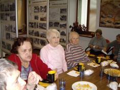 Výlet do Kuřivod,u našich dobrovolnic